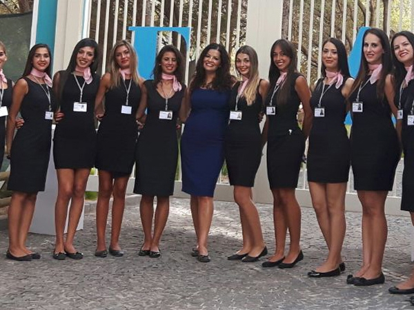 Hostess Congresso Forte Village
